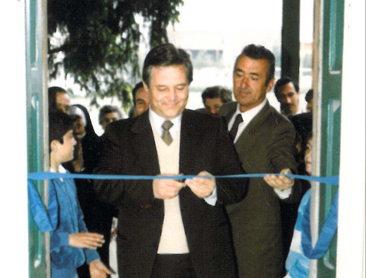 Inaugurazione cooperativa solidarietà vigasio